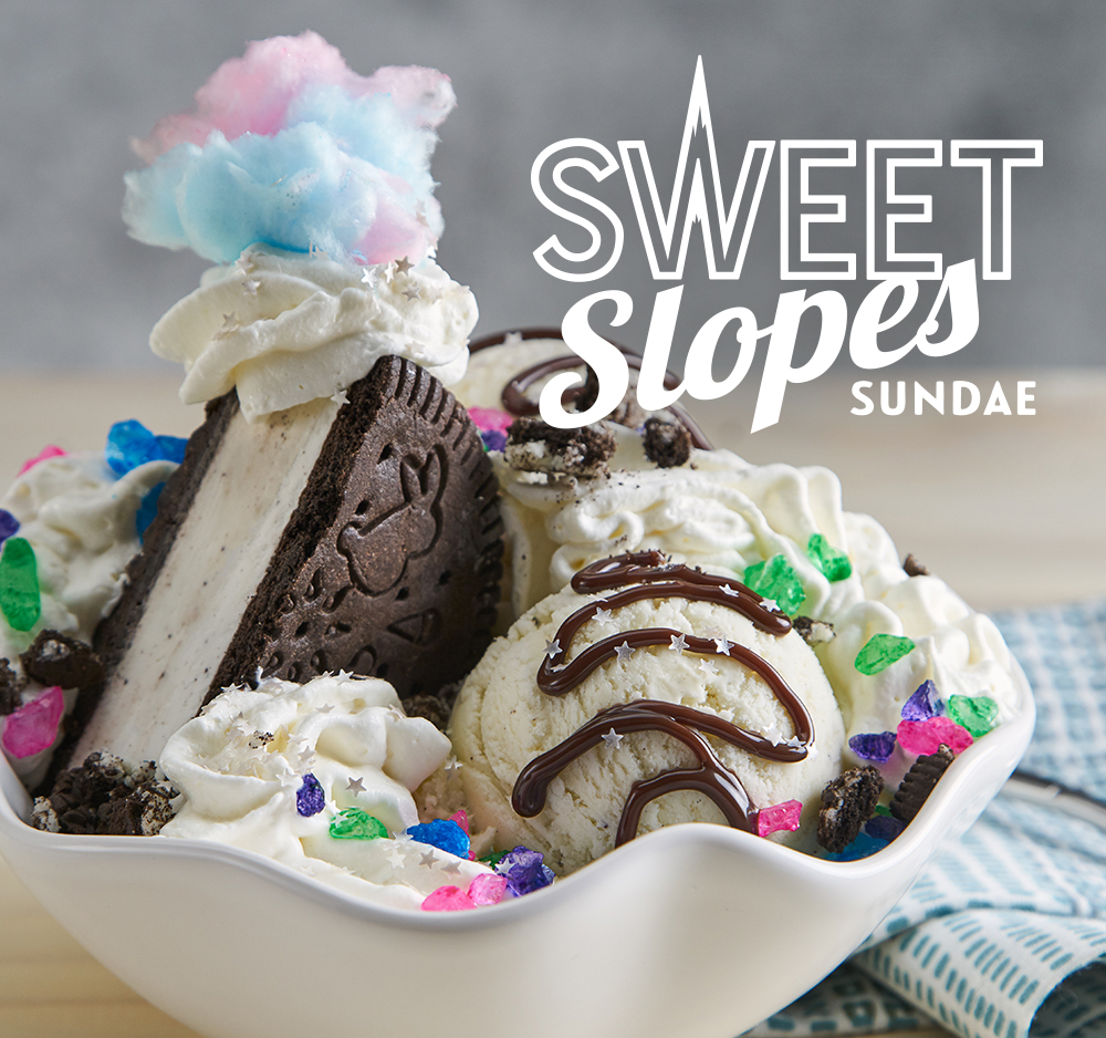 Sweet Slopes Sundae