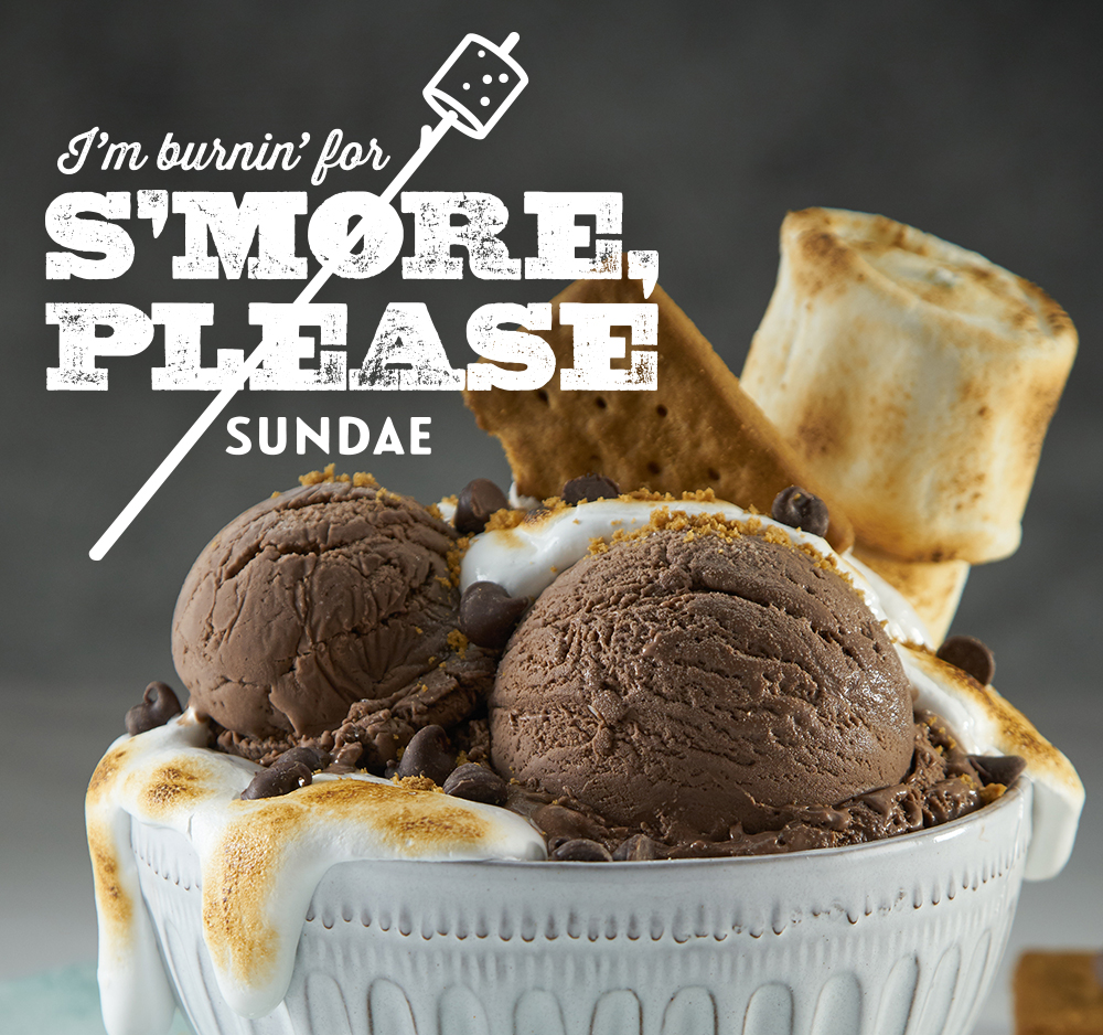 S'More, Please Sundae