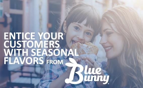 Blue Bunny Ice Cream Sandwiches