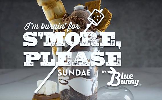 Blue Bunny® Sundaes