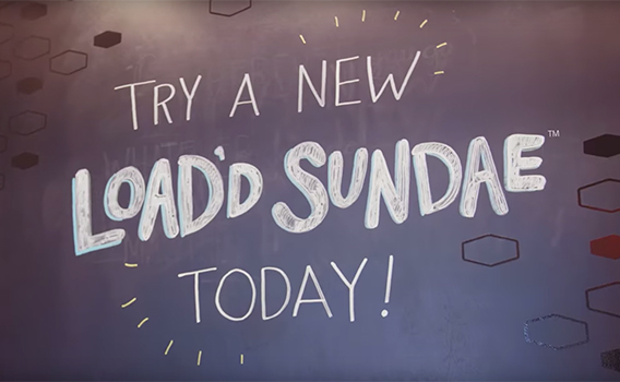 Try a New Load'd Sundae Today!