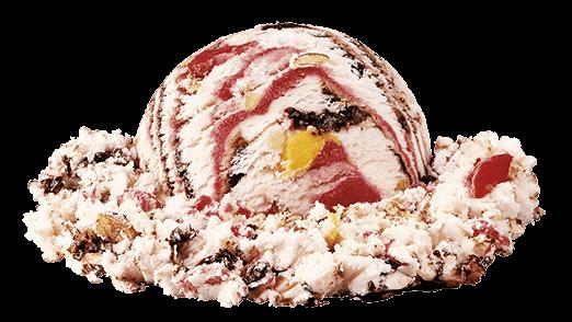Banana Split Ice Cream